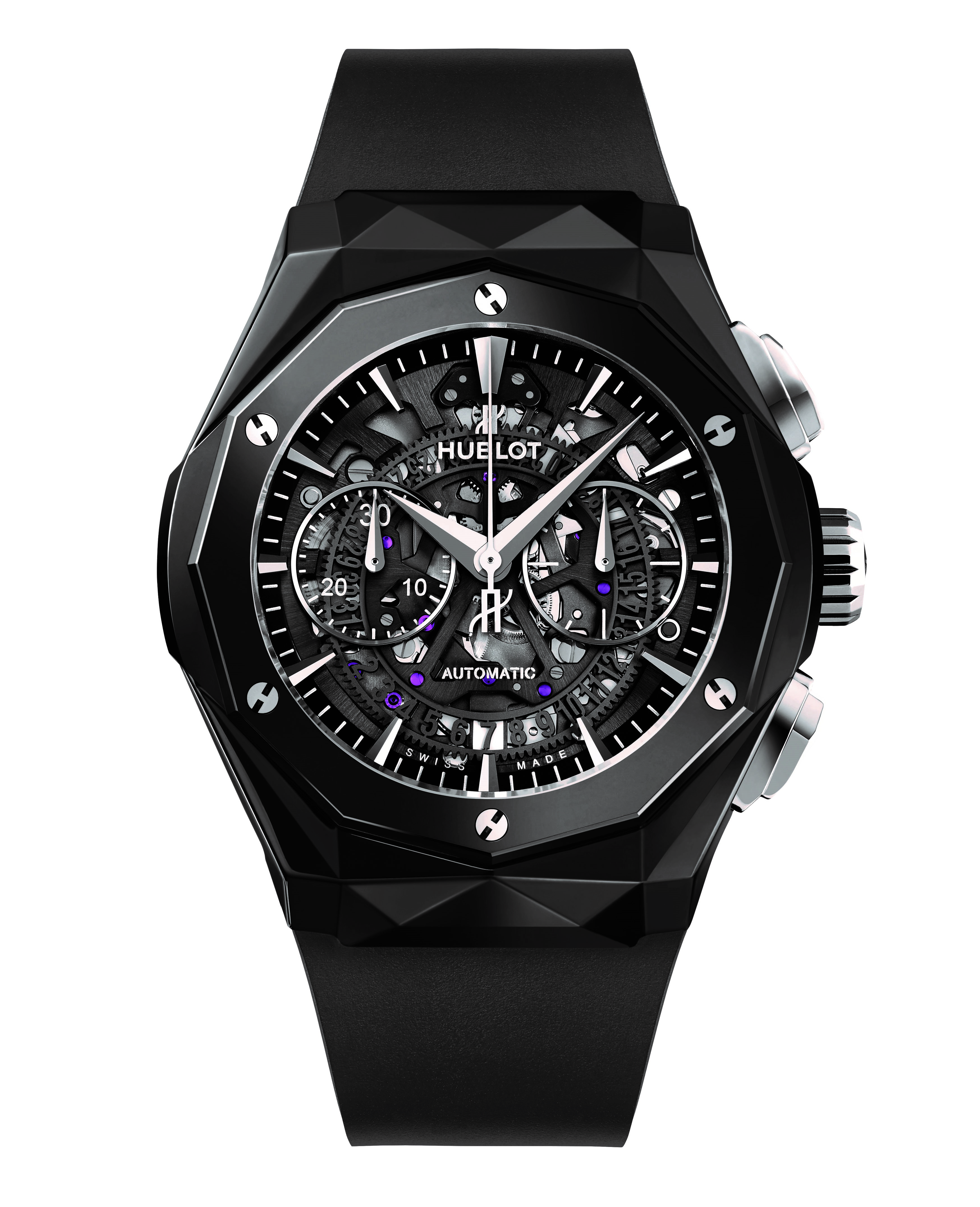 CLASSIC FUSION <br> AEROFUSION CHRONOGRAPH ORLINSKI BLACK MAGIC
