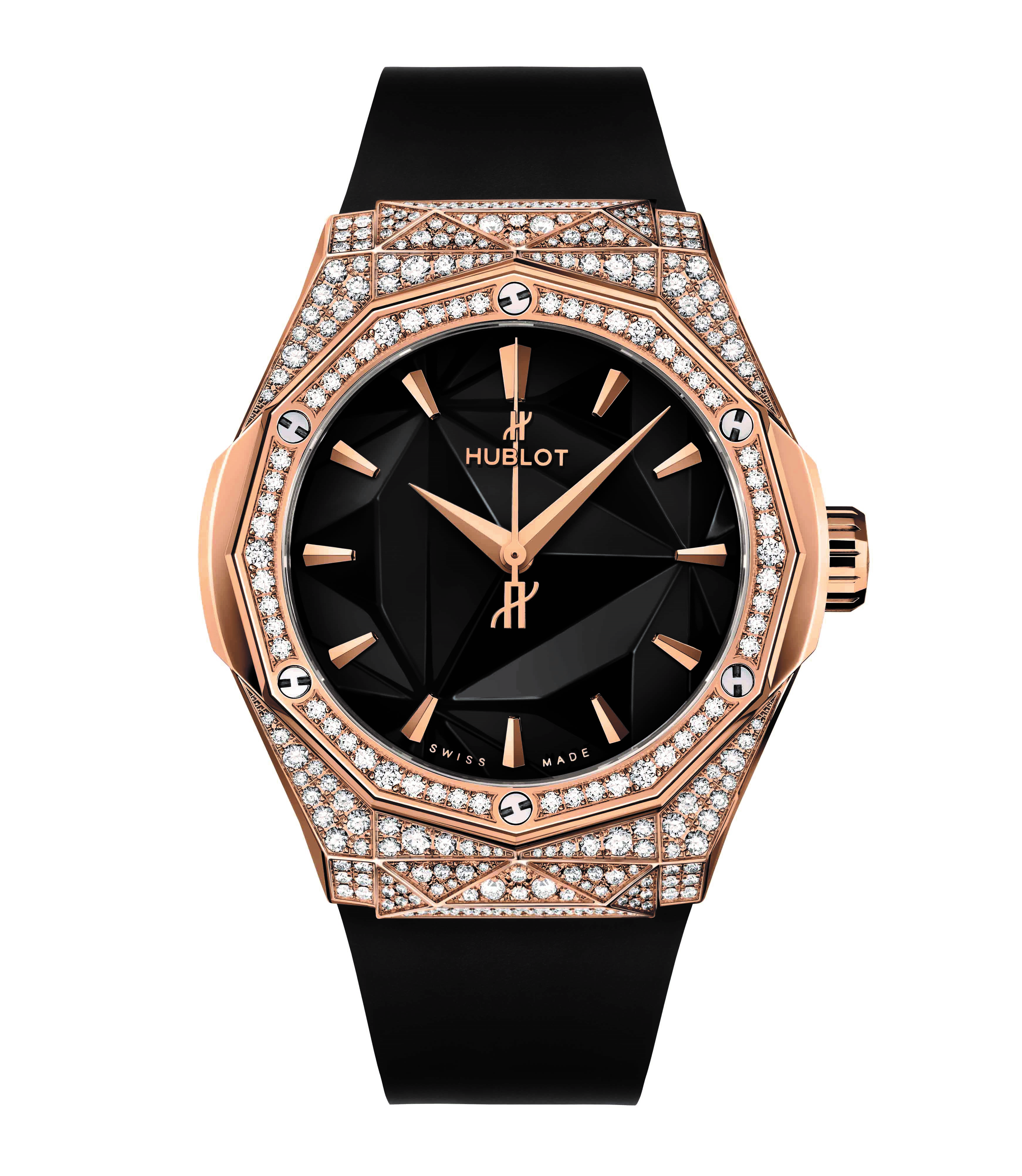 CLASSIC FUSION  ORLINSKI KING GOLD PAVE