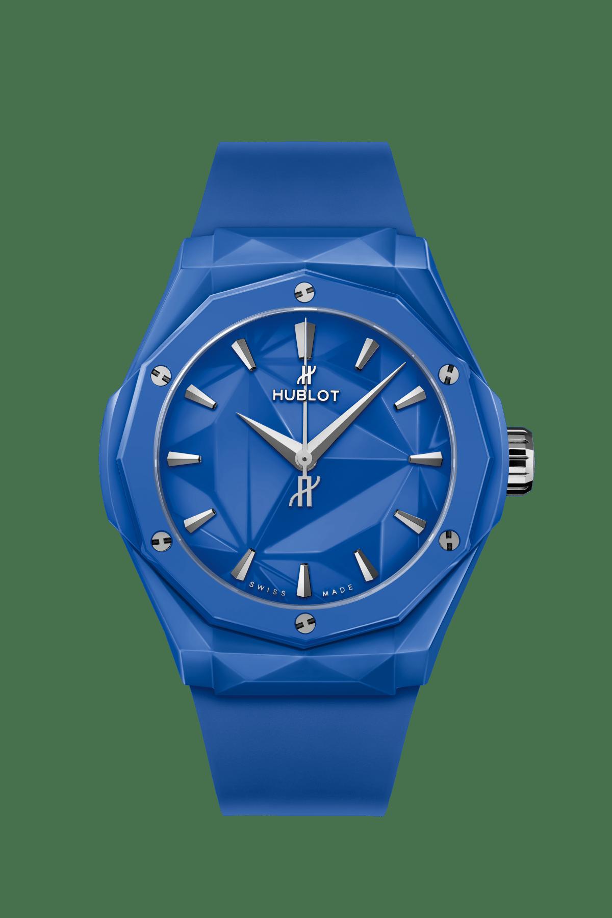 CLASSIC FUSION ORLINSKI BLUE CERAMIC