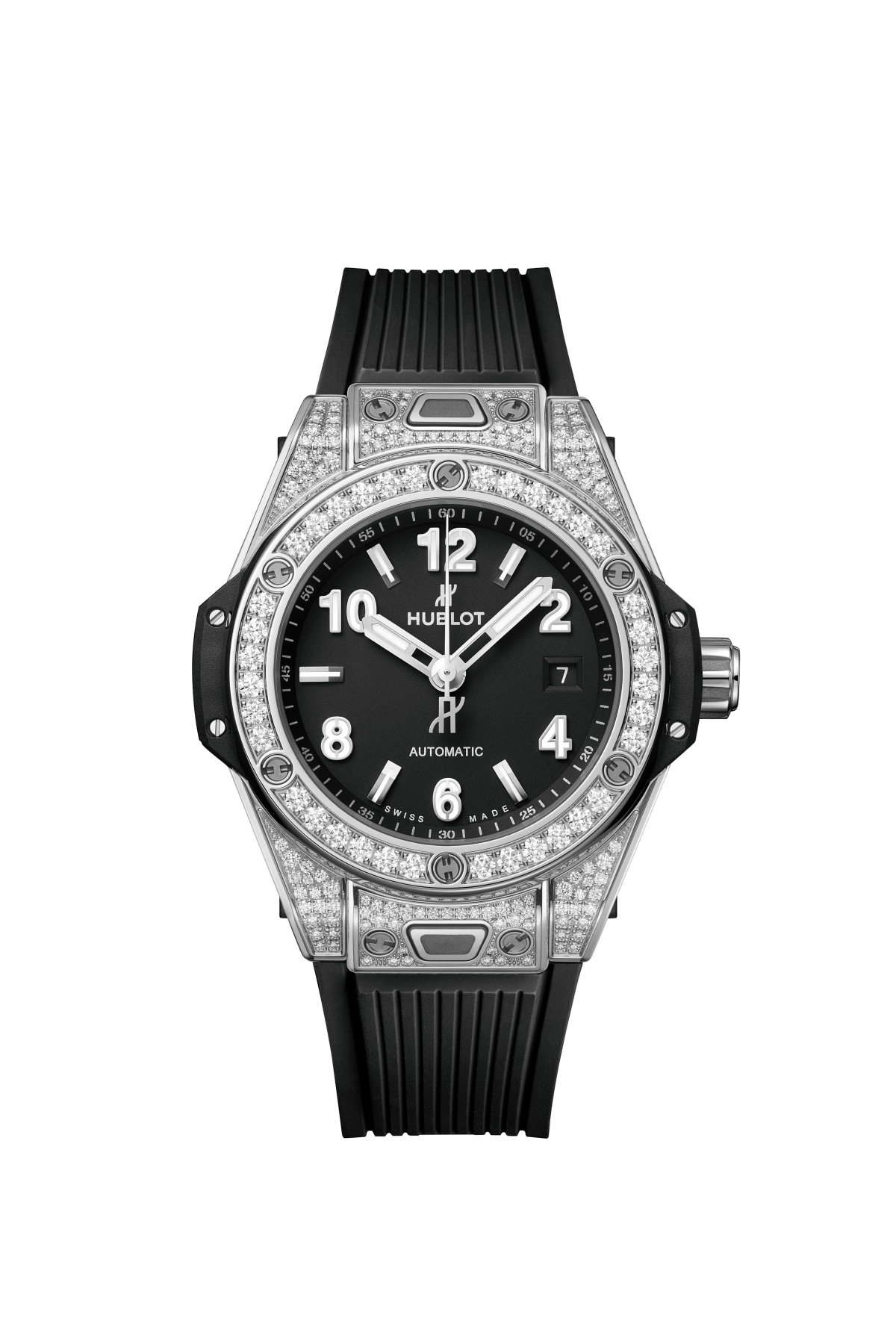 BIG BANG ONE CLICK STEEL PAVÉ