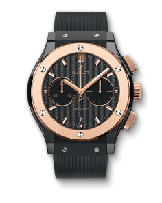 CLASSIC FUSION CHRONOGRAPH CERAMIC KING GOLD