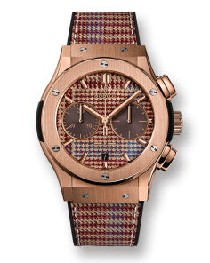 CLASSIC FUSION CHRONOGRAPH ITALIA INDEPENDENT PRINCE-DE-GALLES KING GOLD