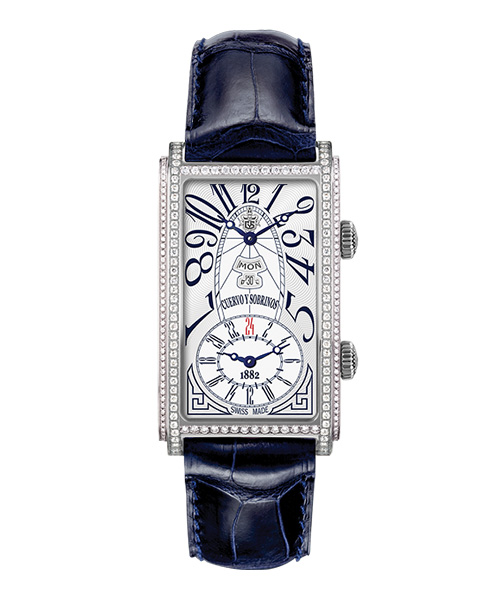 PROMINENTE DUAL TIME DUAL TIME DIAMONDS
