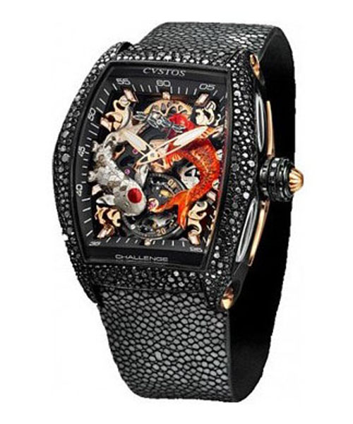 TOURBILLON KOI TOURBILLON
