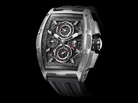 Challenge chrono 2 steel