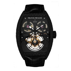 GIGA TOURBILLON DIAMONDS NOIR