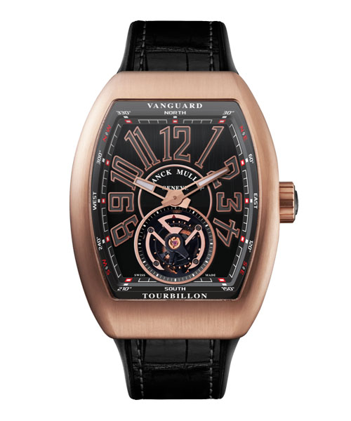 VANGUARD MEN TOURBILLON