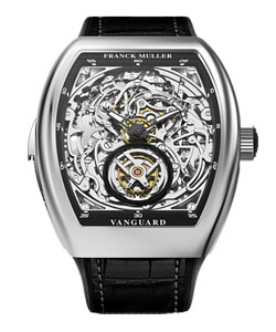 VANGUARD MEN TOURBILLON  MINUTE REPEATER