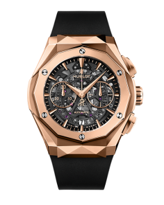 AEROFUSION CHRONOGRAPH ORLINSKI KING GOLD