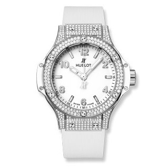 BIG BANG STEEL WHITE PAVE