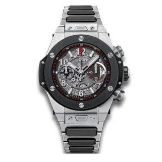 BIG BANG UNICO TITANIUM CERAMIC BRACELET