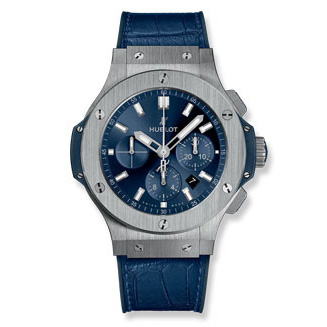 BIG BANG STEEL BLUE