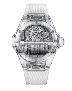 BIG BANG MP-11 POWER RESERVE 14 DAYS SAPPHIRE