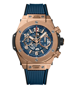BIG BANG UNICO KING GOLD BLUE