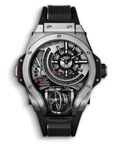 MP-09 TOURBILLON BI-AXIS TITANIUM