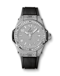 BIG BANG ONE CLICK STEEL FULL PAVE