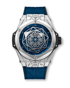 BIG BANG SANG BLEU TITANIUM BLUE