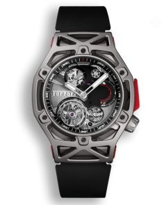 TECHFRAME FERRARI TOURBILLON CHRONOGRAPH TITANIUM