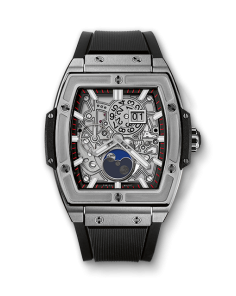 SPIRIT OF BIG BANG MOONPHASE TITANIUM