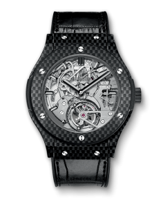 CLASSIC FUSION TOURBILLON CATHEDRAL MINUTE REPEATER CARBON