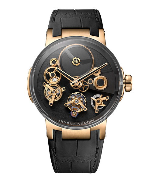 TOURBILLON FREE WHEEL