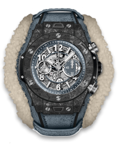 BIG BANG UNICO ALPS LIMITED EDITION FROSTED CARBON